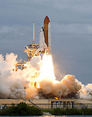 Space shuttle Atlantis is seen as it launches from pad 39A on Friday, July 8, 2011, at NASA's Kennedy Space Center in Cape Canaveral, Fla. The launch of Atlantis, STS-135, is the final flight of the shuttle program, a 12-day mission to the International Space Station.  .Mandatory Credit: Bill Ingalls / NASA via CNP