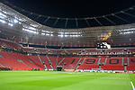 29.11.2018, BayArena, Leverkusen, Europaleque, Vorrunde, GER, UEFA EL, Bayer 04 Leverkusen (GER) vs. Ludogorez Rasgrad (BUL),<br />  <br /> DFL regulations prohibit any use of photographs as image sequences and/or quasi-video<br /> <br /> im Bild / picture shows: <br /> Stadion Innenraum <br /> <br /> Foto &copy; nordphoto / Meuter<br /> <br /> <br /> <br /> Foto &copy; nordphoto / Meuter