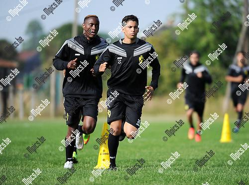 2015-06-29 / Voetbal / seizoen 2015-2016 / Eerste training SK Lierse / Sabir Bougrine<br /><br />Foto: Mpics.be