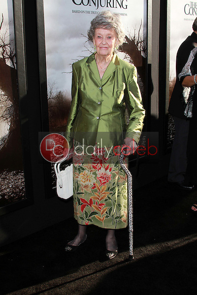 Lorraine Warren<br />