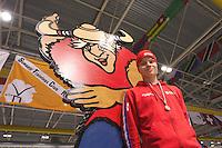 SCHAATSEN: HEERENVEEN: IJsstadion Thialf, 07-03-2008, VikingRace, Koen Verweij (NED), ©foto Martin de Jong