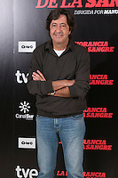 "Manuel Gomez Pereira attends ""La Ignorancia de la Sangre"" presentation at Princesa Cinema in Madrid, Spain. November 13, 2014. (ALTERPHOTOS/Carlos Dafonte)"