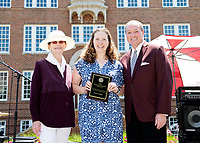 Staff Appreciation Day. Katie Corban, Student Affairs.<br />  (photo by Megan Bean / &copy; Mississippi State University)