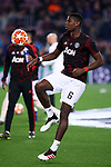 UEFA Champions League 2018/2019.<br /> Quarter-finals 2nd leg.<br /> FC Barcelona vs Manchester United: 3-0.<br /> Paul Pogba.