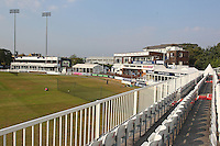 General view of the ground during Essex CCC vs Glamorgan CCC, Specsavers County Championship Division 2 Cricket at the Essex County Ground on 15th September 2016
