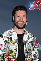 "LOS ANGELES - SEP 18:  Calum Scott at the ""America's Got Talent"" Season 14 Finale Red Carpet at the Dolby Theater on September 18, 2019 in Los Angeles, CA"