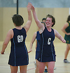 Netball Final's Day Saxton Stadium ,Nelson New Zealand,Saturday 13th September 2014,Evan Barnes / Shuttersport.