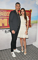 "Rayer Van-Ristell and Nurce Erben at the ""Horrible Histories: The Movie - Rotten Romans"" world film premiere, Odeon Luxe Leicester Square, Leicester Square, London, England, UK, on Sunday 07th July 2019.<br /> CAP/CAN<br /> ©CAN/Capital Pictures"
