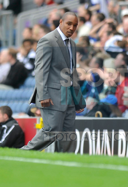Blackburn manager Paul Ince reacts as Arsenal dominate the game...Barclays Premier League..Blackburn Rovers v Arsenal..13th September, 2008..--------------------..Sportimage +44 7980659747..admin@sportimage.co.uk..http://www.sportimage.co.uk/
