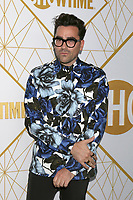 LOS ANGELES - SEP 21:  Dan Levy at the Showtime Emmy Eve Party at the San Vicente Bungalows on September 21, 2019 in West Hollywood, CA