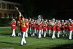 """The 2012 United States Marine Evening Parade held on August 10, 2012 at the Washington D.C. Marine Barracks. """"The oldest post in the Corp"""" established in 1801."""