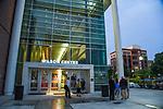Wilson Center Sign Lighting