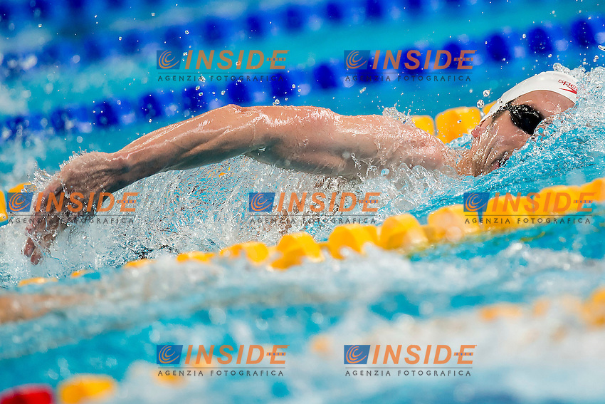 COCHRANE Ryan CAN<br /> 800 Freestyle Men Heats<br /> Swimming - Kazan Arena<br /> Day12 04/08/2015<br /> XVI FINA World Championships Aquatics Swimming<br /> Kazan Tatarstan RUS July 24 - Aug. 9 2015 <br /> Photo A.Masini/Deepbluemedia/Insidefoto
