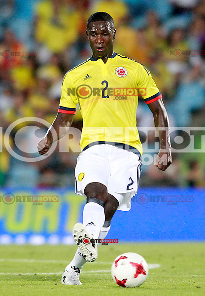 Colombia's Cristian Eduardo Zapata during international friendly match. June 13,2017.(ALTERPHOTOS/Acero) (NortePhoto.com) (NortePhoto.com)