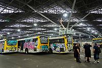 SÃO PAULO, SP, 18.10.2019 - HORROR EXPO - Público durante a Horror Expo no pavilhão de exposições do Abhembi no bairro da Vila Guilherme, na região norte da cidade de São Paulo nesta sexta-feira, 18. (Foto: Anderson Lira/Brazil Photo Press/Folhapress)