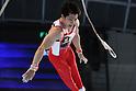 Koji Yamamuro (JPN), JULY 2nd, 2011 - Artistic gymnastics : Japan Cup 2011 .Men's Team Competition Rings at Tokyo Metropolitan Gymnasium, Tokyo, Japan. (Photo by YUTAKA/AFLO SPORT)
