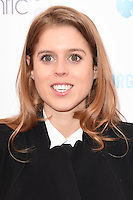 Princess Beatrice at WE Day 2016 at Wembley Arena, London.<br /> March 9, 2016  London, UK<br /> Picture: Steve Vas / Featureflash