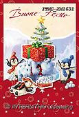Marcello, CHRISTMAS ANIMALS, WEIHNACHTEN TIERE, NAVIDAD ANIMALES, paintings+++++,ITMCXM1631,#XA#