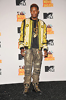 Fetty Wap at the 2015 MTV Movie Awards at the Nokia Theatre LA Live.<br /> April 12, 2015  Los Angeles, CA<br /> Picture: Paul Smith / Featureflash