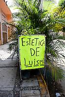 Hair salon, Estetica Luismi in la Marquesa, Acapulco, Guerrero, Mexico