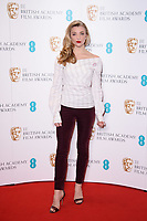 Natalie Dormer<br /> at the photocall for BAFTA Film Awards 2018 nominations announcement, London<br /> <br /> <br /> &copy;Ash Knotek  D3367  09/01/2018