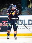 Stockholm 2013-12-28 Ishockey Hockeyallsvenskan Djurg&aring;rdens IF - Almtuna IS :  <br /> Djurg&aring;rden Nils Andersson ser deppig ut<br /> (Foto: Kenta J&ouml;nsson) Nyckelord:  depp besviken besvikelse sorg ledsen deppig nedst&auml;md uppgiven sad disappointment disappointed dejected