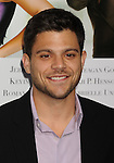 """HOLLYWOOD, CA - FEBRUARY 09: Jerry Ferrara arrives at the """"Think Like A Man"""" Los Angeles Premiere at the ArcLight Cinemas Cinerama Dome on February 9, 2012 in Hollywood, California."""