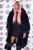 Ms Banks at the VO5 NME Awards 2018 at the Brixton Academy, London, UK. <br /> 14 February  2018<br /> Picture: Steve Vas/Featureflash/SilverHub 0208 004 5359 sales@silverhubmedia.com