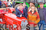 Enjoying the fundraising vintage tractor rally in Blennerville on Sunday were Conor Fay, ballyheigue, Niall Murphy, Knocknagoshel, Joe McCarthy Ned and Kathleen Murphy, Ballyheigue...   Copyright Kerry's Eye 2008