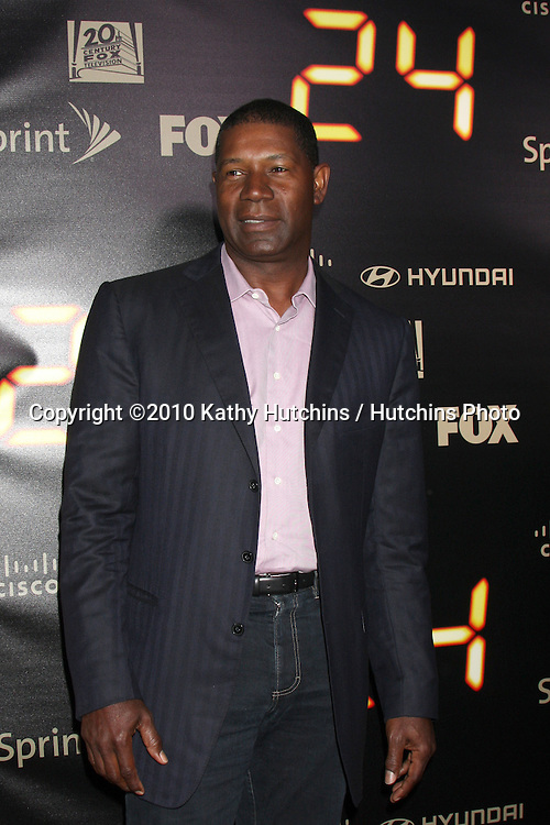 "Dennis Haysberth.arrives at the ""24"" Series Finale Party .Boulevard3.Los Angeles, CA.April 30, 2010.©2010 Kathy Hutchins / Hutchins Photo..."