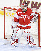 Kerrin Sperry (BU - 1) - The visiting Boston University Terriers defeated the Boston College Eagles 1-0 on Sunday, November 21, 2010, at Conte Forum in Chestnut Hill, Massachusetts.