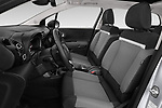 Front seat view of a 2018 Citroen C3 Aircross Shine 5 Door SUV front seat car photos