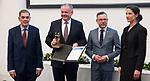 190319: 'Sinti & Roma' award to Andrej KISKA