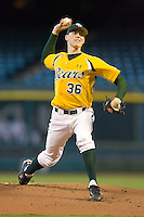 Starting pitcher Craig Fritsch #36 of the Baylor Bears in action versus the Rice Owls in the 2009 Houston College Classic at Minute Maid Park March 1, 2009 in Houston, TX.  The Owls defeated the Bears 8-3. (Photo by Brian Westerholt / Four Seam Images)