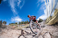 Chelva, SPAIN - MARCH 6:  during Spanish Open BTT XCO on March 6, 2016 in Chelva, Spain