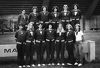 1982-83 Stanford Women's Varsity Basketball Team<br />