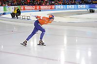 SCHAATSEN: HEERENVEEN: 11-12-2016, IJsstadion Thialf, ISU World Cup, Linda de Vries, ©foto Martin de Jong