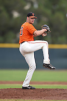 San Francisco Giants pitcher Caleb Smith (73) during an Instructional League game against the SK Wyverns on October 17, 2014 at Giants Baseball Complex in Scottsdale, Arizona.  (Mike Janes/Four Seam Images)