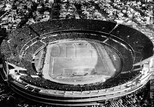 27.05.1978  River Plate Stadion in BuenAires, Argentina. One of the stadiums used for the games and the final during the 1978 World Cup finals in Argentina.