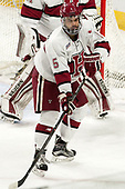 Clay Anderson (Harvard - 5) - The Harvard University Crimson defeated the Air Force Academy Falcons 3-2 in the NCAA East Regional final on Saturday, March 25, 2017, at the Dunkin' Donuts Center in Providence, Rhode Island.
