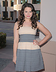 Katie Lowes attends Welcome To ShondaLand: An Evening with Shonda Rhimes & Friends held at The Leonard H. Goldenson Theatre  in North Hollywood, California on April 02,2012                                                                               © 2012 DVS / Hollywood Press Agency