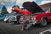 Blendon Township Hot Rod Car Show