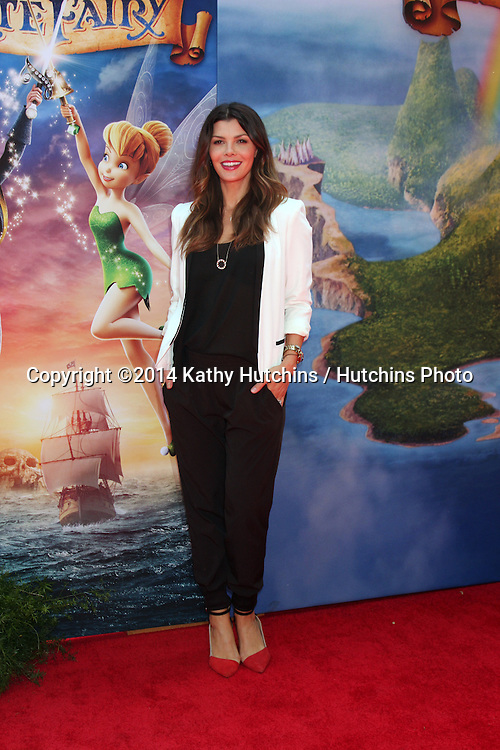 LOS ANGELES - MAR 22:  Ali Landry at the Pirate Fairy Movie Premiere at Walt Disney Studios Lot on March 22, 2014 in Burbank, CA