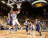 The University of Michigan men's basketball team beat Penn State, 79-71, at Crisler Center in Ann Arbor, Mich., on February 17, 2013.