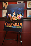 """Meet the Broadway cast of """"The Ferryman"""" during the press photo call on October 4, 2018 at Sardi's in New York City."""