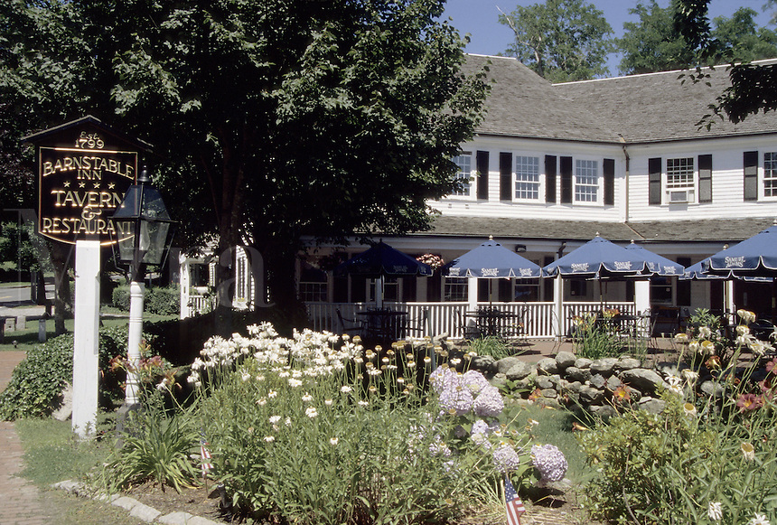 Barnstable, MassachusettsThe Barnstable Inn on Cape Cod was established in 1799