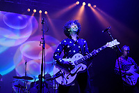 LONDON, ENGLAND - JUNE 8: Kavus Torabi of 'The Steve Hillage Band' performing at Shepherd's Bush Empire on June 8, 2019 in London, England.<br /> CAP/MAR<br /> ©MAR/Capital Pictures
