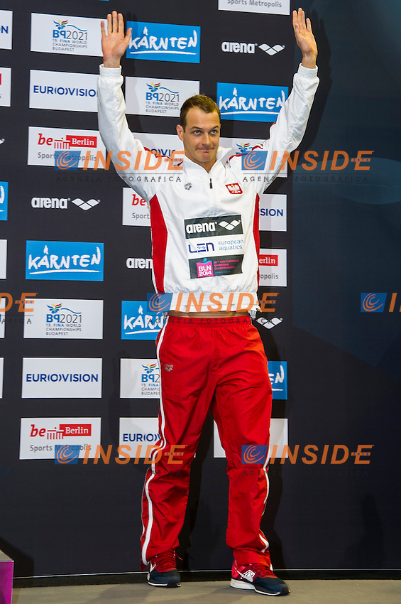 KORZENIOWSKI Pawel POL Bronze Medal<br />
