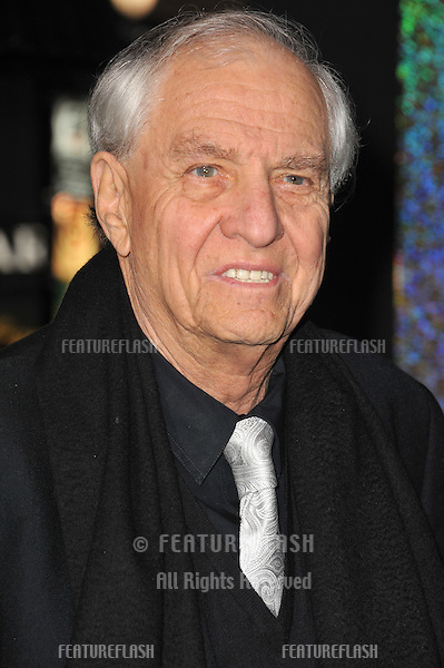 "Director Garry Marshall at the world premiere of his new movie ""New Year's Eve"" at Grauman's Chinese Theatre, Hollywood..December 5, 2011  Los Angeles, CA.Picture: Paul Smith / Featureflash"