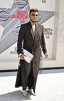 LOS ANGELES, CA - JUNE 26: David Tlale at the 2016 BET Awards at the Microsoft Theater on June 26, 2016 in Los Angeles, California. Credit: Koi Sojer/MediaPunch